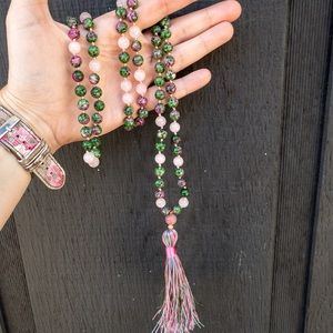 Watermelon Dreams Mala 🍉.
